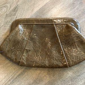 Lauren Merkin Clutch Patent Leather